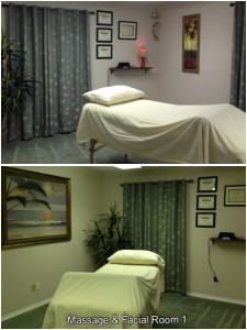 Your Body's ReTreat Treatment room 1