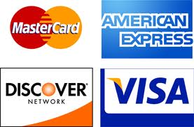 american-express-visa-discover-mastercard